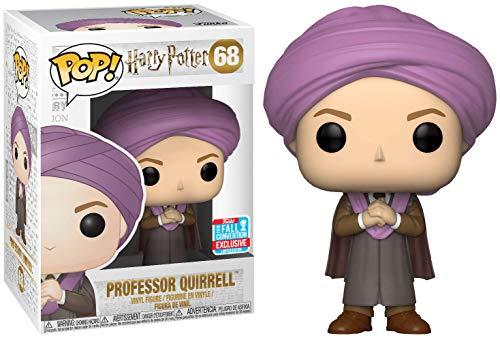Funko Pop Harry Potter Professor Quirrell Fall Convention Exclusive