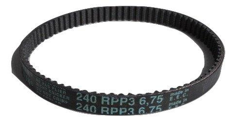 - Eureka Style D Belt (Cogged) Genuine Part : 72393, 1 Piece
