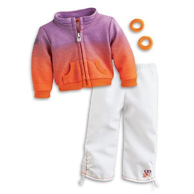 (American Girl Doll Mckenna's Warm-up Outfit)