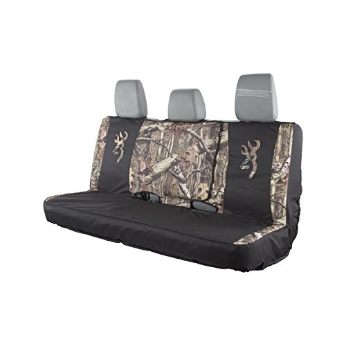Fixed Rear Bench Seat - 3