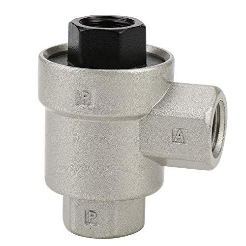 Schnellauslassventil - Aluminiumlegierung G1/4-Gewindeanschluss Schnellauslassregelventil