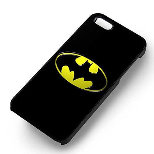 Batman Case for Cover Iphone 6 and Cover Iphone 6s Case (Black Hardplastic Case) S4M8PG