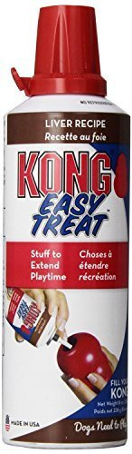 Kong Liver Paste (Kong Stuff'N Easy Treat Liver Paste 8-Ounce)