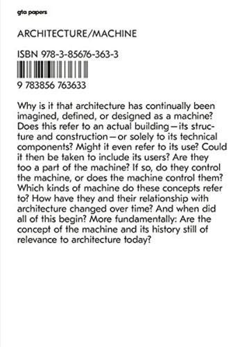 Architecture / Machine: gta papers 1