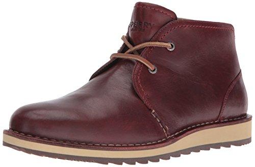 Sperry Top-Sider Mens Dockyard Chukka Boot Burgundy