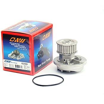Fits 98-03 Daewoo Nubira Isuzu Rodeo 2.0L 2.2L L4 DOHC 16V AW9375 Water Pump