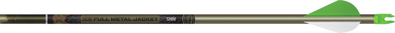 Easton FMJ Camo Hunter 300 Arrows w/ 2'' Blazer Vanes (6pk)