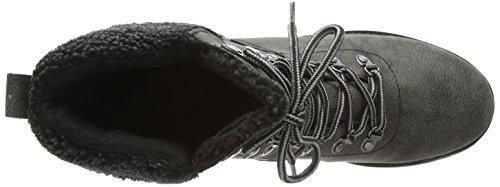 Rocket DogWEEKENDER - botas de motorista sin forro, media caña Mujer Negro - Schwarz (BLACK AG7)