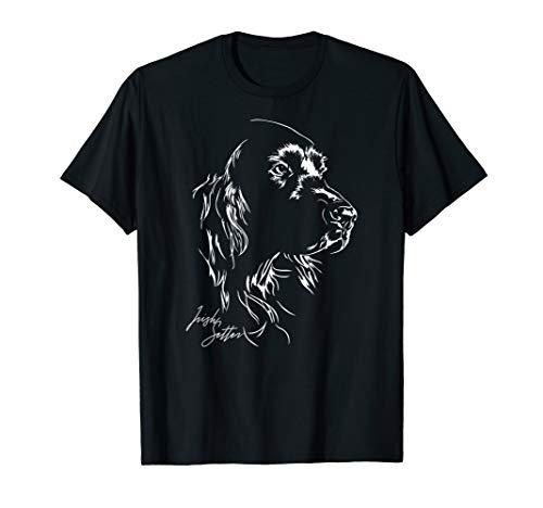 - Irish Setter T-Shirt dog hund tee Shirt gift breed