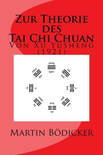 Zur Theorie des Tai Chi Chuan: Von Xu Yusheng (1921)
