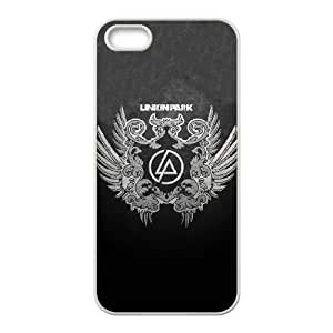linkin park logo iPhone 5 5s Cell Phone Case White 91INA91234285