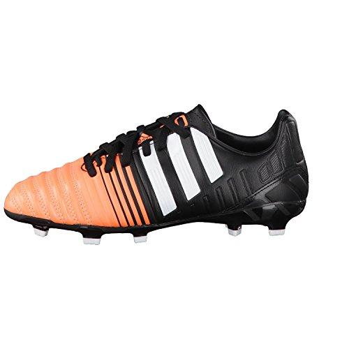 adidas nitrocharge 3.0 TRX FG Fußballschuh Kinder Schwarz / Orange