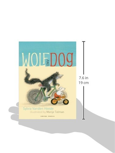 Wolf and Dog (Gecko Press Titles)