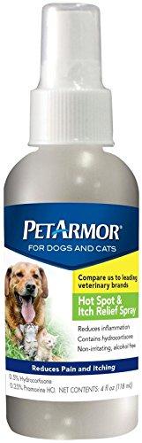 PetArmor Hot Spot & Itch Relief Spray - 4 oz by PetArmor