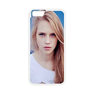 Celebrities Neda Marcinkonyte iPhone 6 Plus 5.5 Inch Cell Phone Case White DIY present pjz003_6369571