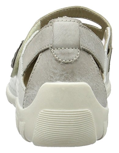 Remonte R3434, Bailarinas para Mujer Blanco (Ice/offwhite/81)