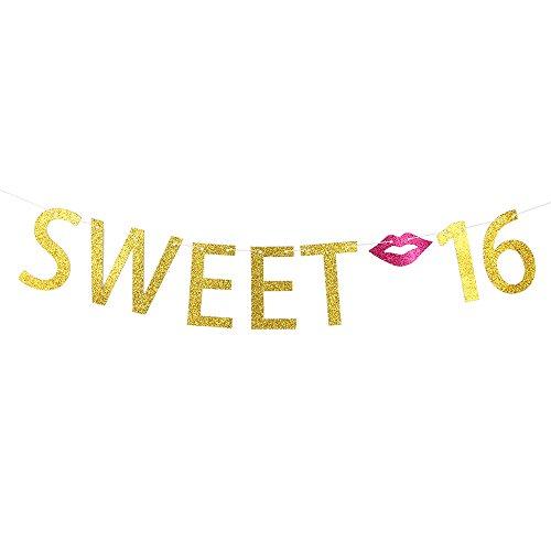 Sweet 16 Glitters - 9