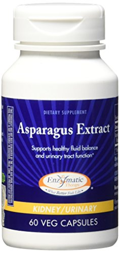 Asparagus Extract 60 Capsules (Pack of 2)