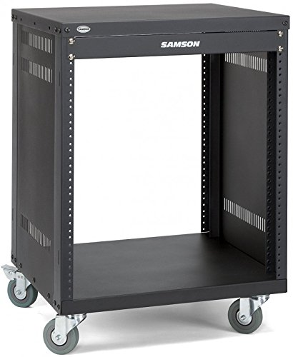 Samson SRK-12 Universal Equipment Rack - Stand Studio Rack
