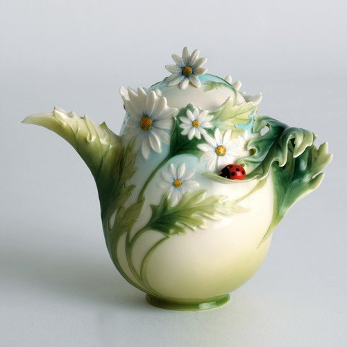 Franz Collection Ladybug Teapot