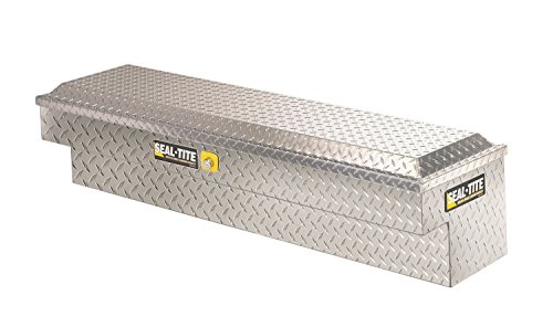 Deflecta Shield Truck Tool Boxes (Lund 7959 Seal-Tite Diamond Side Mount Specialty Storage Box)