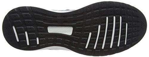 W Plata 2 adidas mujer Zapatillas Galaxy Negro Gris para HpnxAE0