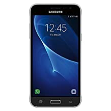 Samsung Galaxy Express Prime 2 J3 2018 16GB SM-J327V Unlocked Phone (Renewed) - Black