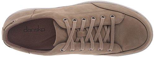 Vaughn Sneaker Khaki Milled Men's Dansko Nubuck Fashion Hqw6tZ