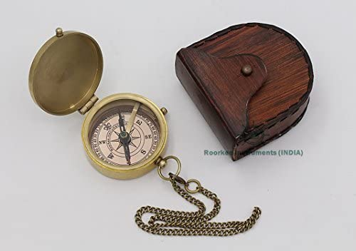 Roorkee Instruments India Best Dad for Father//Father/'s Birthday Gifts//Father/'s Compass//Father/'s Retirement Gifts
