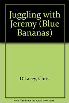 Book Juggling with Jeremy (Blue Bananas)