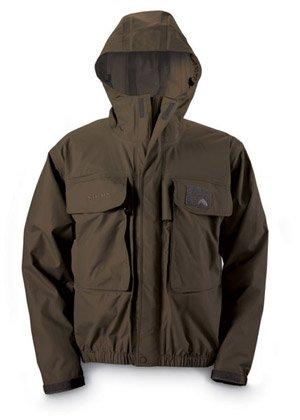 Freestone Jacket - Brown - Size: M