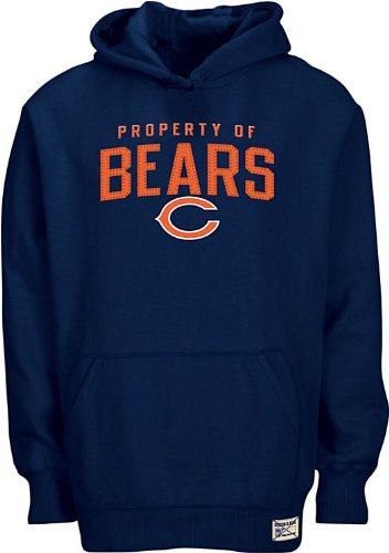 b7b0cafd Amazon.com : Chicago Bears Youth Blue NFL Timeless Embroidered ...