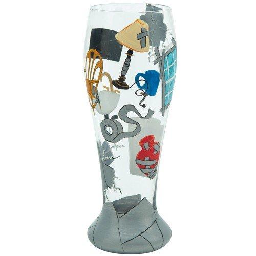 Santa Barbara Design Studio PIL-5522T Lolita Gotta Love Beer Pilsner Glass, Honey I Fixed It