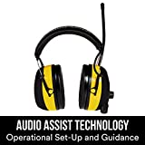 3M WorkTunes AM/FM Hearing Protector with Audio