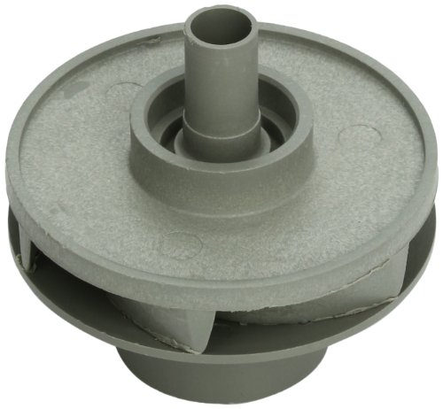 (Waterway 310-4010 Gray Impeller Replacement for Waterway Hi-Flo Discharge Series 1.5-Horsepower Pool and Spa Pump)