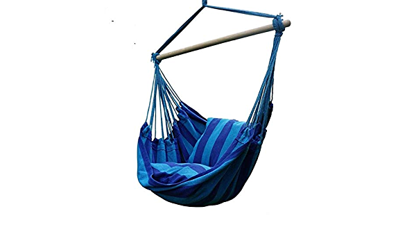 EQVUDJT Hamaca Jardin Exterior, Portable Hanging Hammock ...