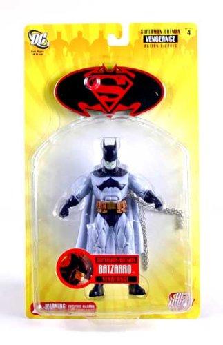 DC Direct Superman & Batman Series 4 With a Vengeance Action Figure Batzarro