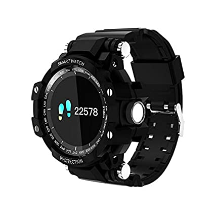 ZfgG Reloj Elegante Reloj Deportivo Bluetooth Reloj Digital de la Salud de la presión Arterial Avanzada