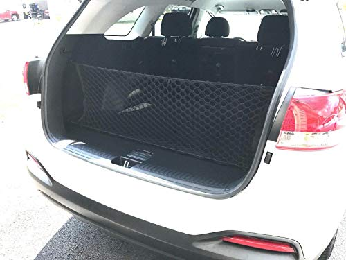 - Envelope Style Trunk Cargo Net for KIA SORENTO 2014 2015 2016 2017 2018 2019 NEW