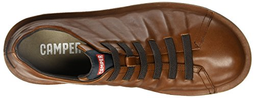 Sneaker Medium Herren Braun Brown Beetle 210 CAMPER anUEwqxn