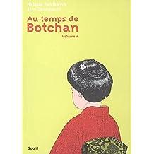 Au temps de Botchan, t. 04: Une pluie d'étoiles filantes
