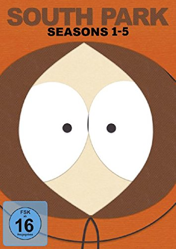 South Park - Season 1-5