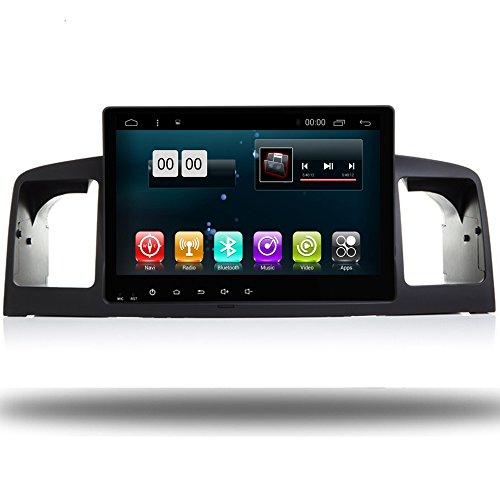Android 7.1 Car GPS Player Navi 9