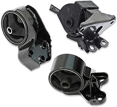 Engine Motor Mount 3PCS Set for 2007-2009 Kia Spectra// Spectra5 2.0L for Auto