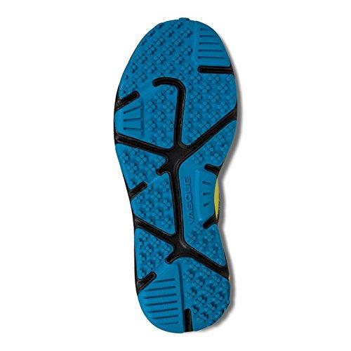 Scarpe Da Trail Running Vasque Trailbender Ii - Mens, Verde Lucido / Blu Methyl, 7.5