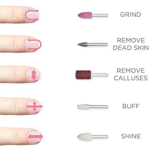 Buy electric nail buffer