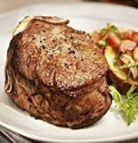 USDA Prime - Dry Aged Bone-In Filet Mignon - Choose your Quanitity and Size Fresh to your Door - Chicago Steak Company