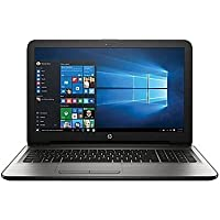 2017 HP 15.6 HD Laptop Computer, Intel Quad Core Pentium N3710 1.6GHZ Processor, 8GB Memory, 500GB Hard Drive, DVDRW, USB 3.0, HDMI, Webcam, RJ-45, Windows 10 Home (Certified Refurbished)