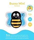 Buzzy Mini Personal Striped Vibrating Ice Pack