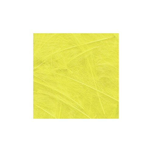 Yellow Feather Light (Petitjean CDC Feathers 1 Gram Bags | Light Yellow)
